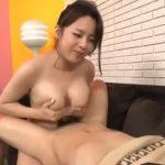ムチムチ美爆乳の三島奈津子さんがおっぱいにチンポを挟み込みパイズリ狭射!